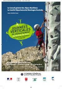 6è Journées Verticales du Département JV2013