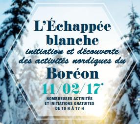 Echappée Blanche 2017